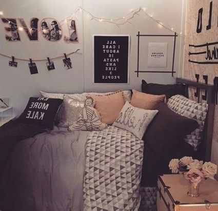 Top 10 Teenage Bedroom Decorating Ideas Tumblr Top 10 Teenage Bedroom Decorating Ideas Tumblr Home Nice Home The Dorm Room Decor Cute Dorm Rooms Dream Rooms