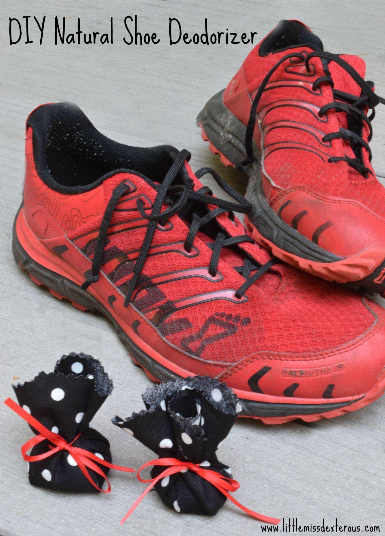 Diy natural shoe deodorizers little miss dexterous