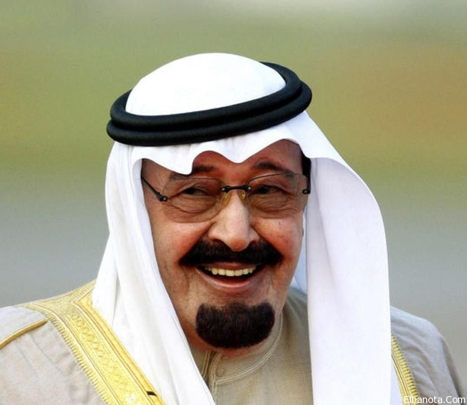 خادم الحرمين الشريفين الملك عبدالله بن عبدالعزيز في ذمة الله King Abdullah King Pic Saudi Arabia