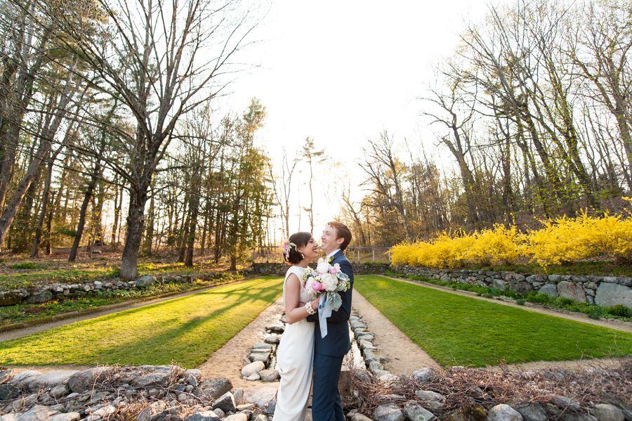 Emily Tyler Codman Estate Wedding