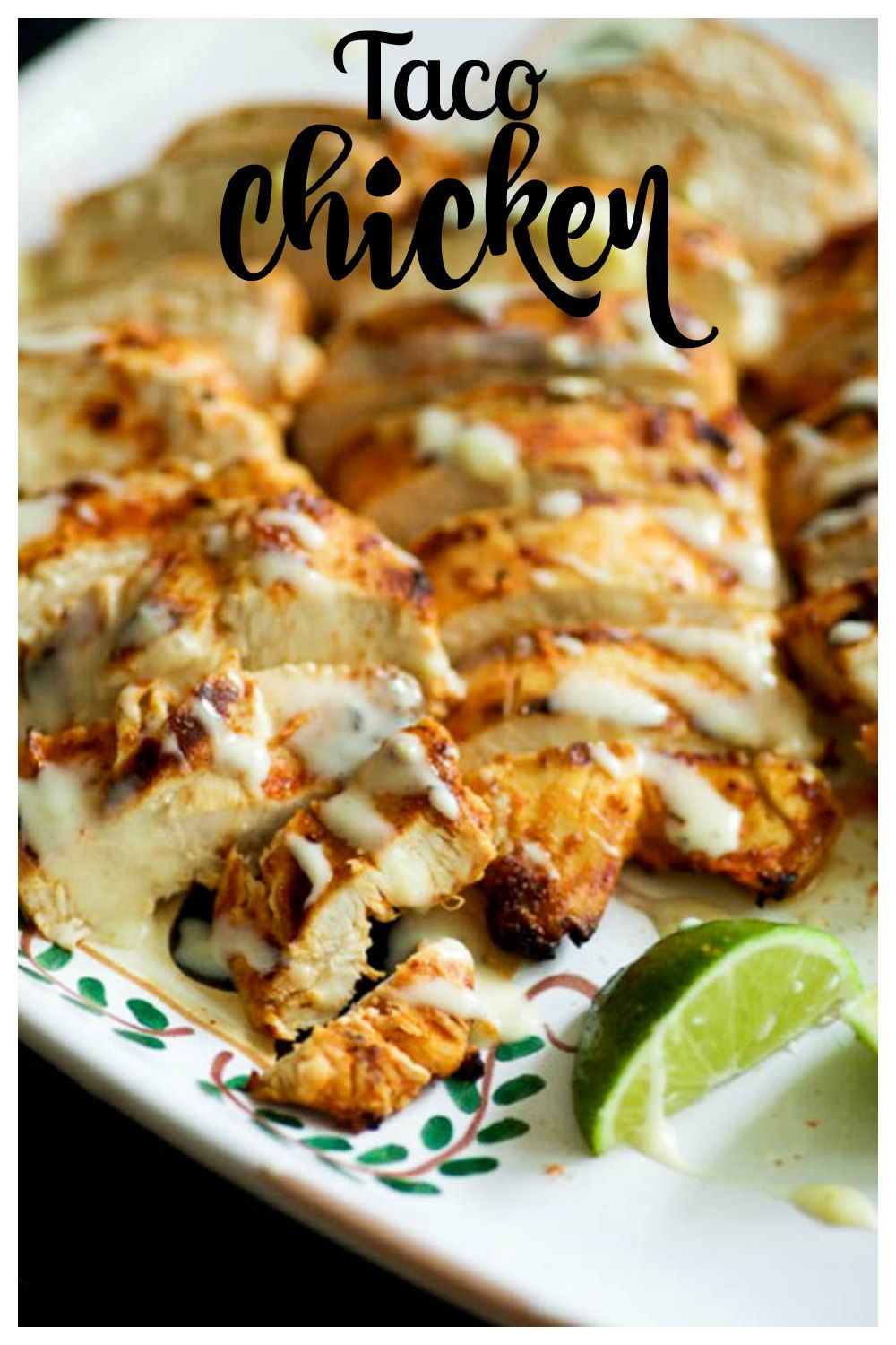 Taco Chicken, chicken marinated in taco seasoning images