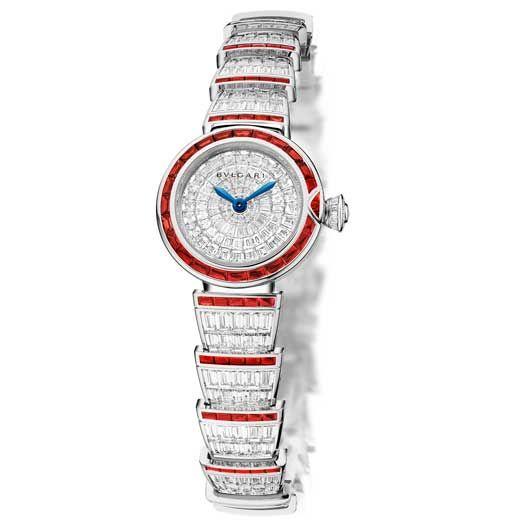 Bulgari - Lvcea High Jewellery Rubies | New watches | WorldTempus