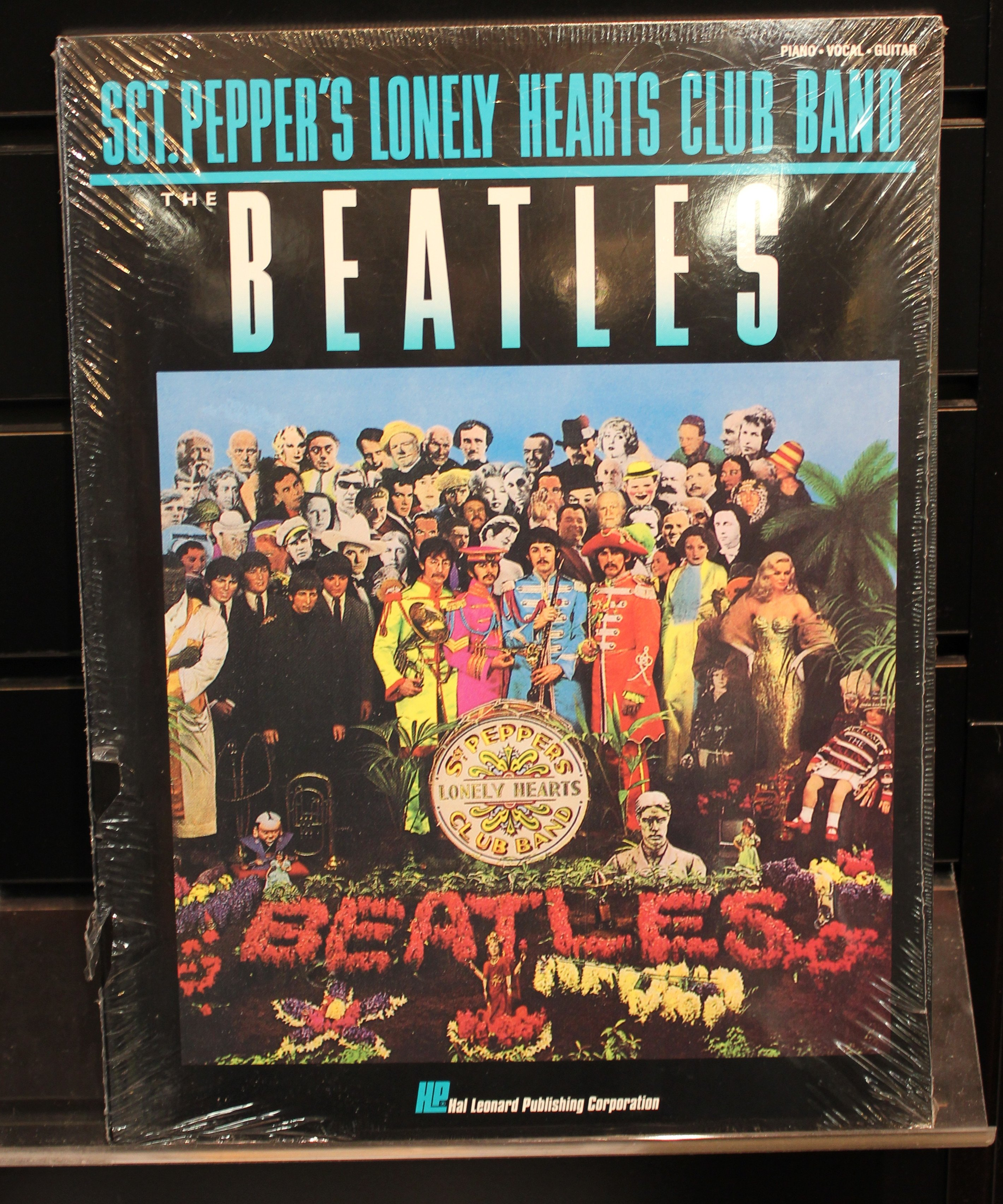 The Beatles Sergeant Pepper's Lonely Hearts Club Band