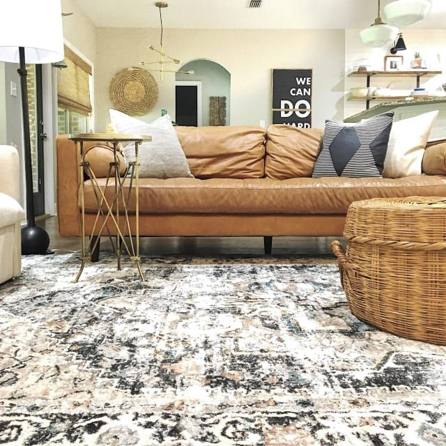 A Cookie Cutter Home Gets a Cozy Custom Makeover | Living ...