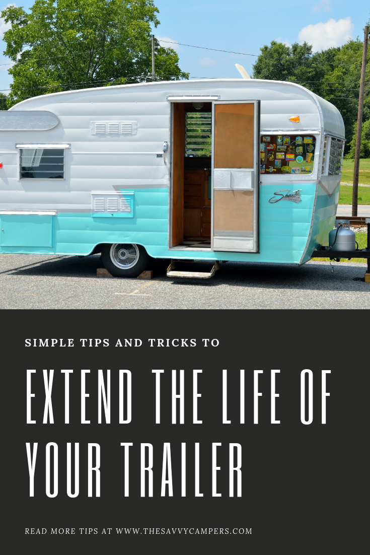 How long does a Travel Trailer Last? Travel trailer