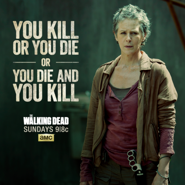 The Walking Dead - That's the truth.