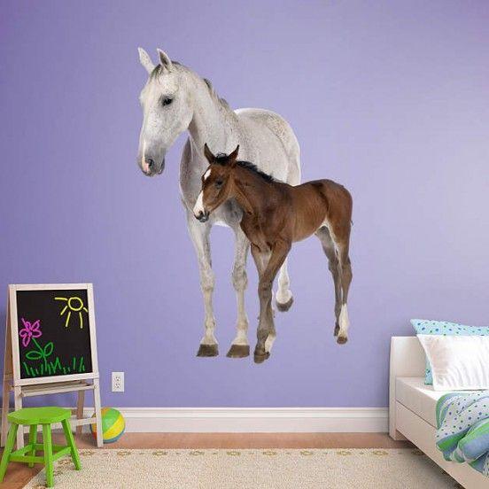 Wandtatoos Pferde wandtattoos pferd kinderzimmer wandtattoos pferde