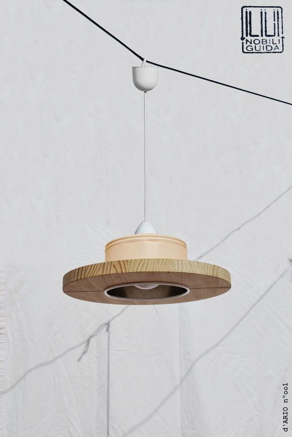 eco friendly lighting fixtures. Hanging Lamp Pastel Peach Color.ECOfriendly Recyled By ILIUI, \u20ac84.00 Eco Friendly Lighting Fixtures