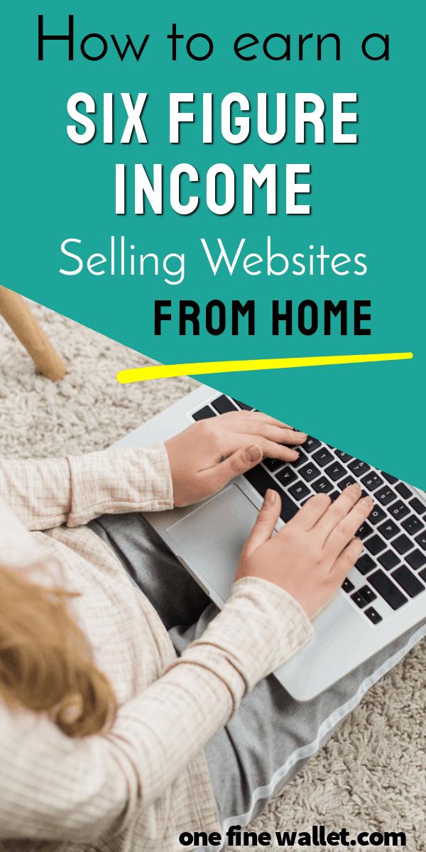 Kaufen und Verkaufen von Websites – Sechsstellige Einnahmen mit Website Flipping   – Be Ur Own Boss & Own Ur Time