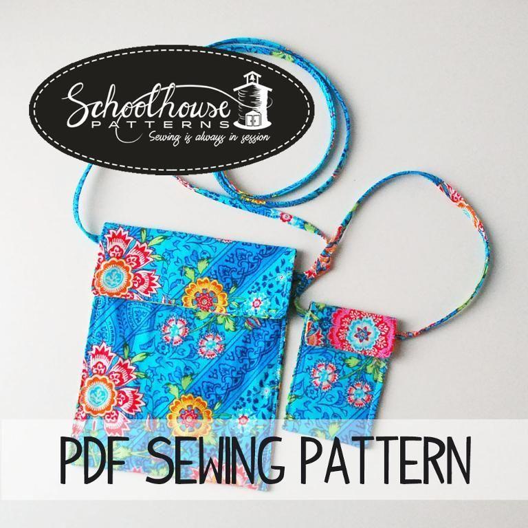 Mini Messenger Bag for Girls and Dolls
