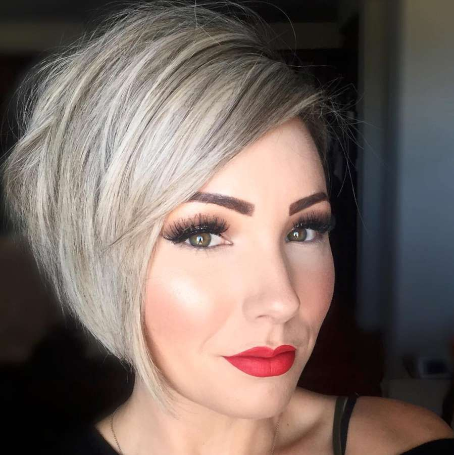 Short hairstyle love these haircuts pinterest hairstyles