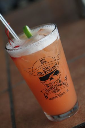10 Drinks Of The Island Monkey Juice