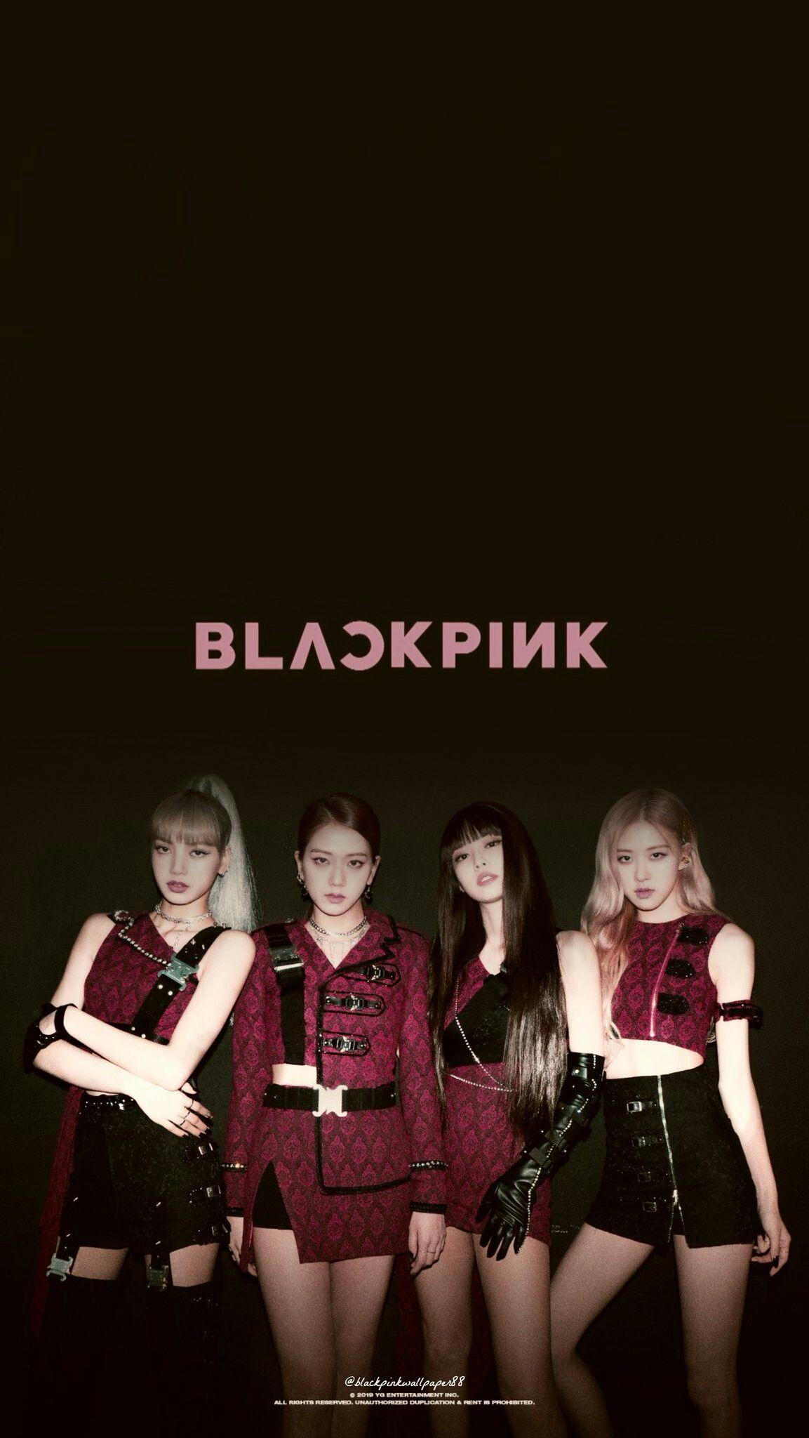Blackpink Kill This Love 2019 Comeback Jennie Lisa Rose Jisoo Wallpaper Lockscreen Fondo De Pantalla H Blackpink Black Pink Kpop Lisa Blackpink Wallpaper