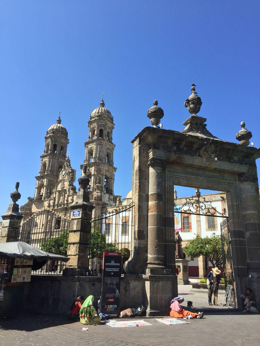 Basilica de Zapopan, Jalisco