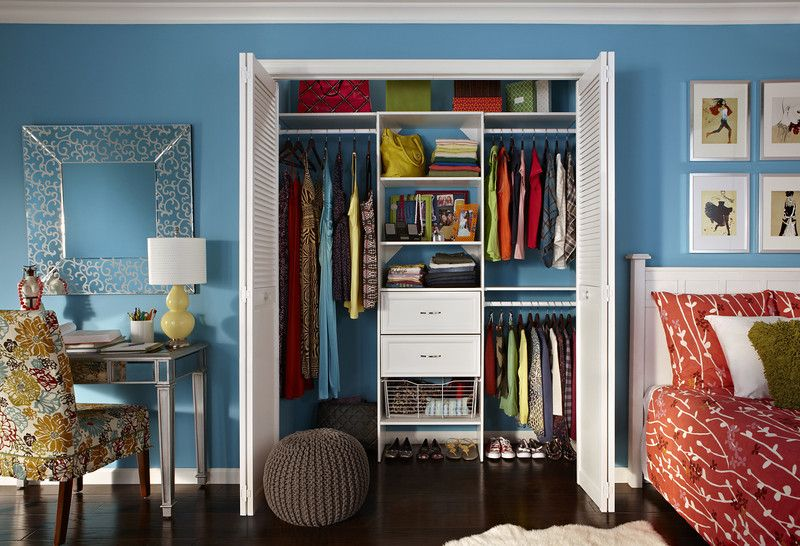 Decorating and Organization Ideas for a Teen Bedroom ...