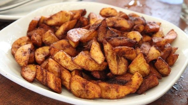 Kelewele vegan sopra ttutto pinterest food street for Authentic african cuisine from ghana