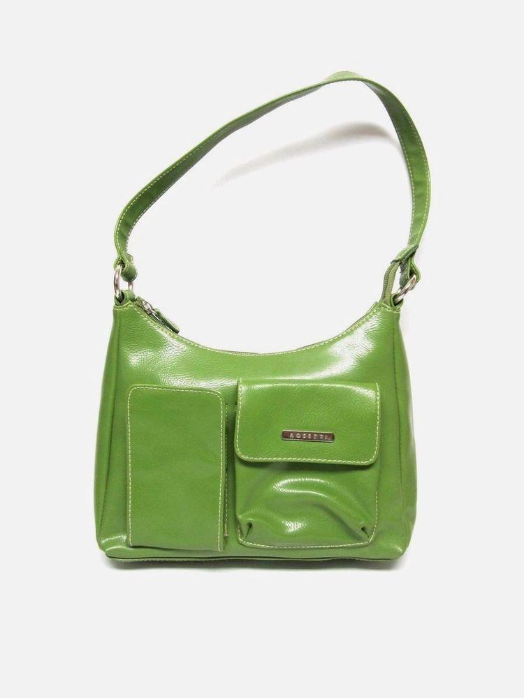 a4945c054e Green Rosetti Handbag Purse  ROSETTI  ShoulderBag  pursesrosetti   rosettihandbags  cheappurses