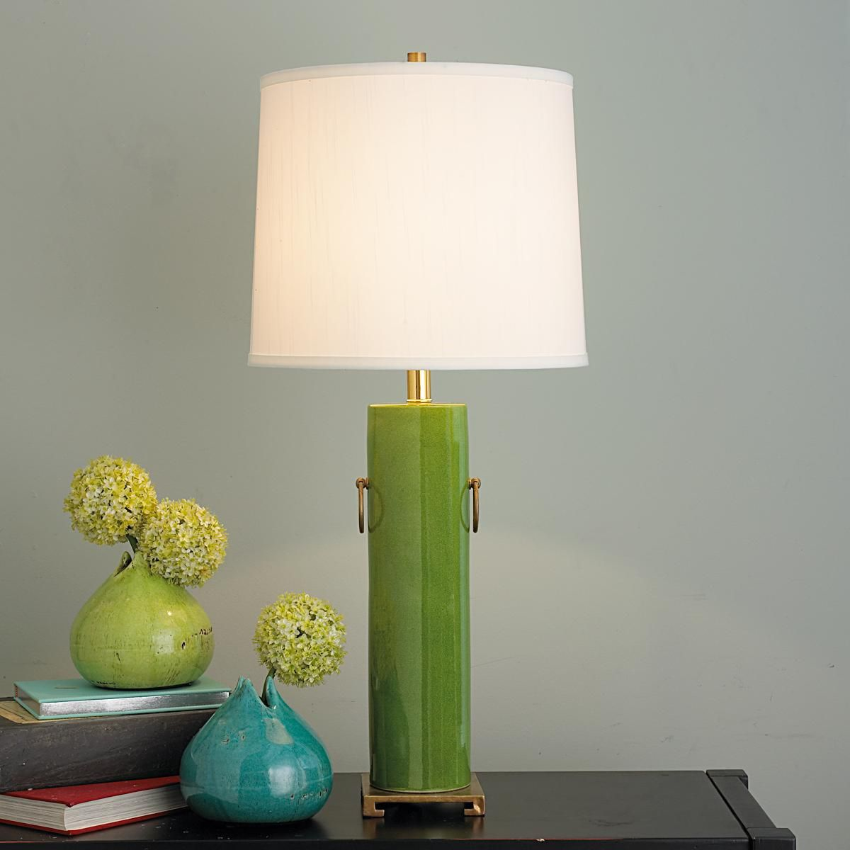 Double Handle Cylinder Table Lamp Colorful Table Lamp Unique Table Lamps Table Lamp Design