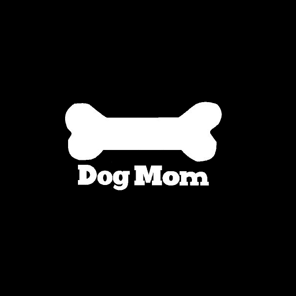 Dog Mom Vinyl Car Window Decal Vinyls Mom And Window - How to make vinyl decals for cars