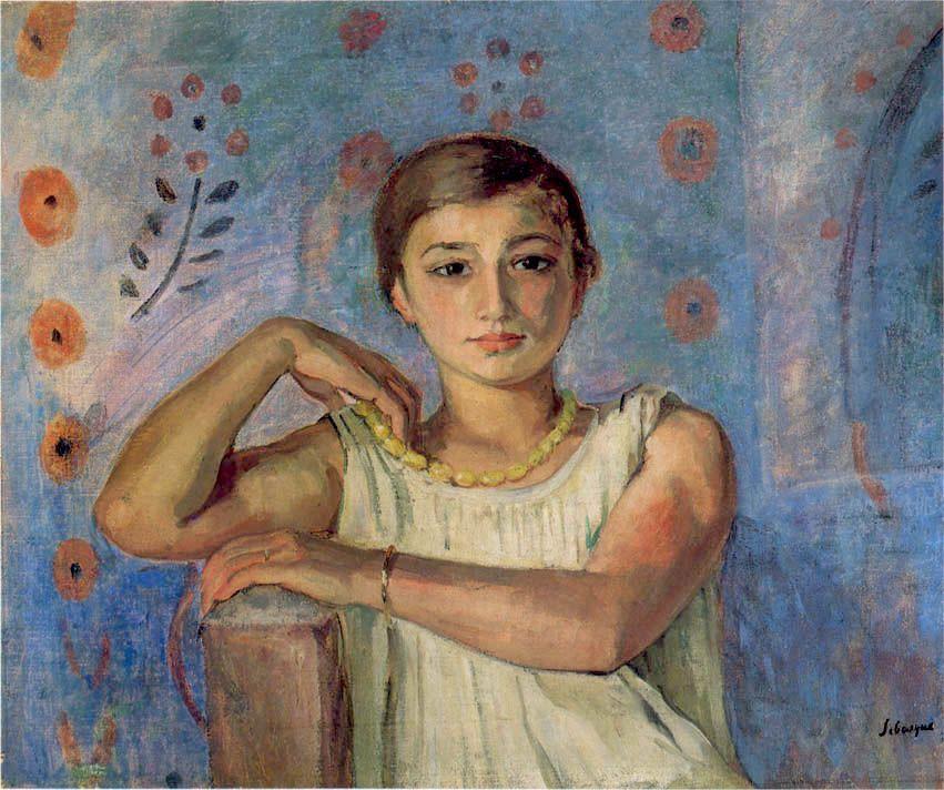 Windypoplarsroom Portrait Painting Artist Figure Painting