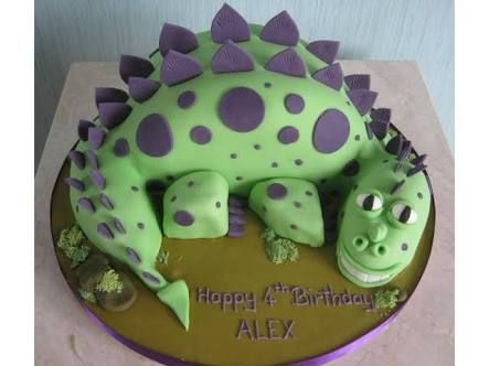 dinosaur cake template 3d - Google Search   dinosaur cakes ...