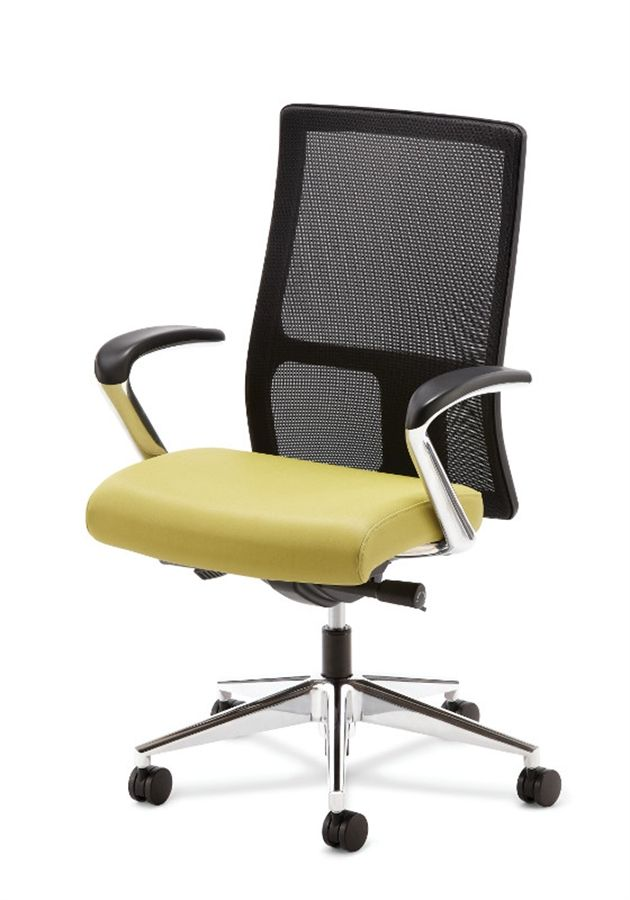 hon ignition fabric chair high recall task office furniture pinterest
