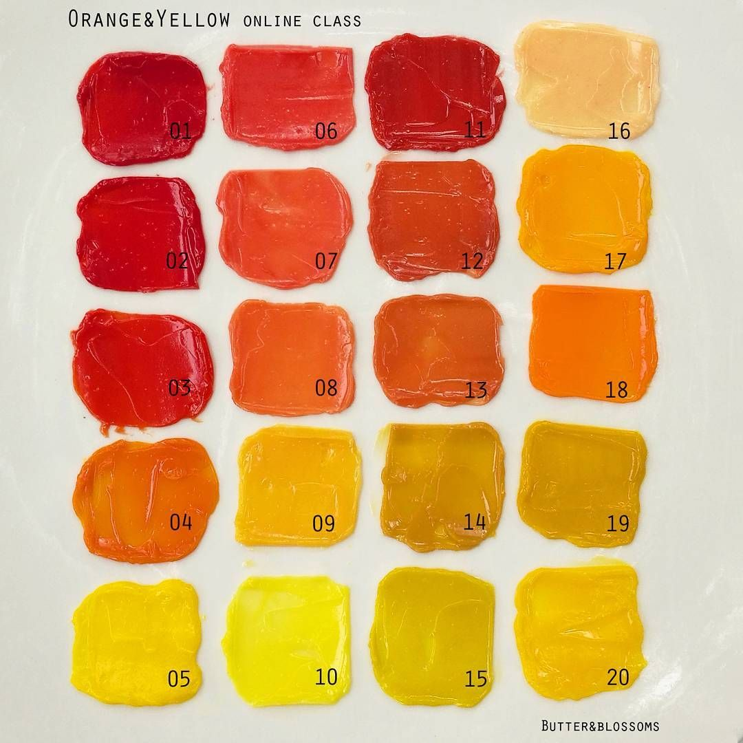 Finally im done with all color chart 5 color chart avilable in finally im done with all color chart 5 color chart avilable in online class if you want to know how to mix color with glossy buttercream geenschuldenfo Image collections