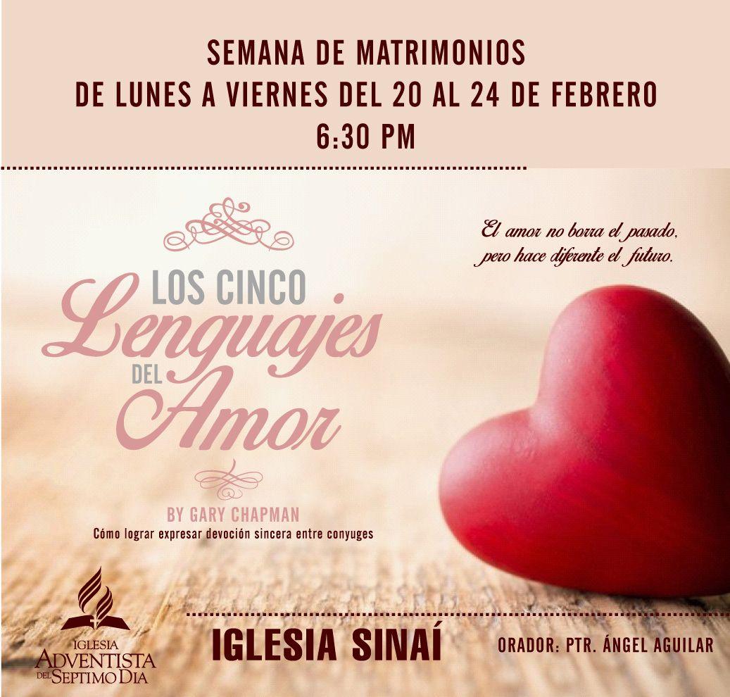 Diseño de anuncio para Whatsap para Semana de Matrimonios. By Aracely de Aguilar
