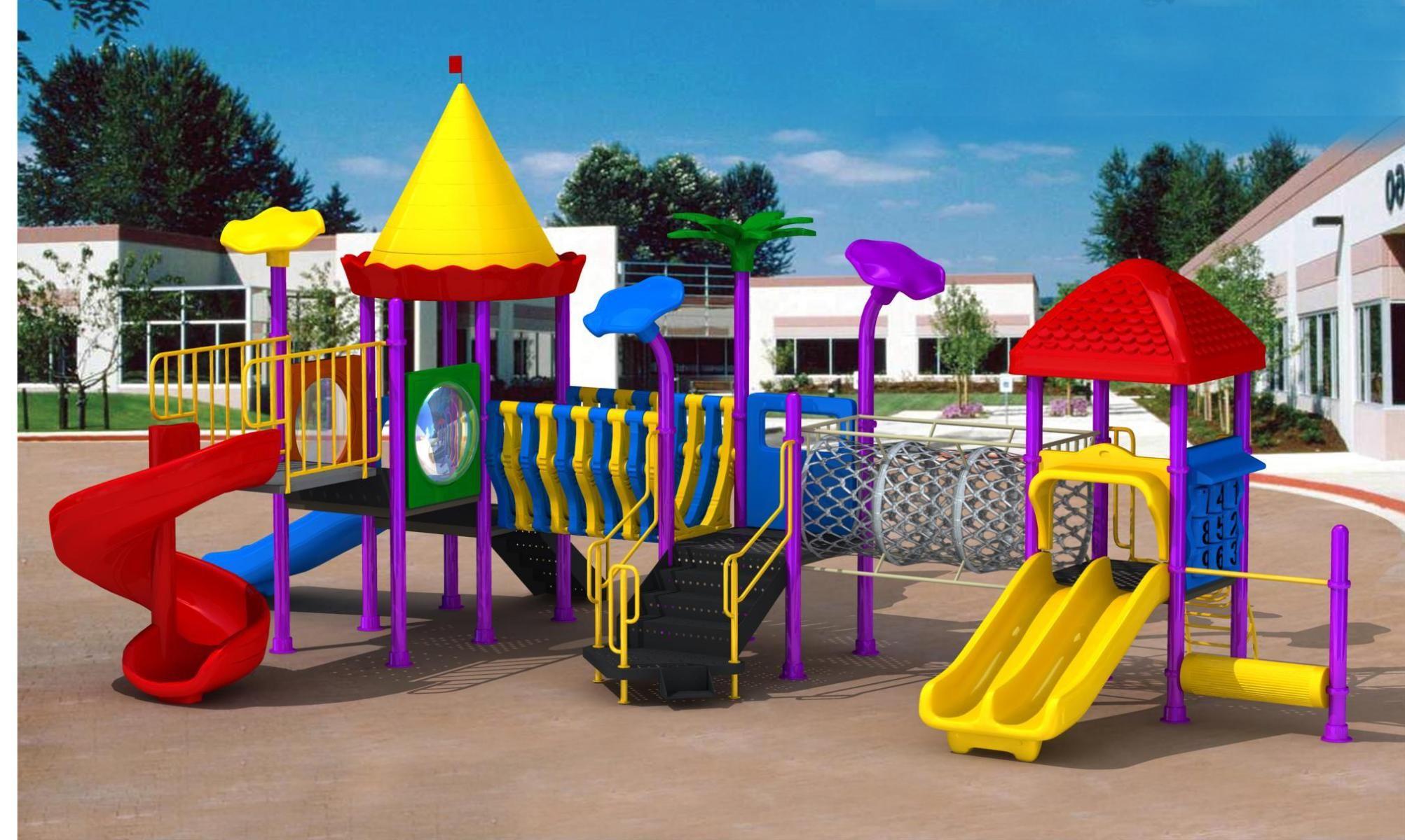 Resultado de imagen para dise o de colegios para ni os for El jardin gris juego