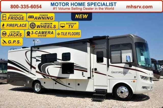 2016 New Forest River Georgetown XL 377TS 3 Slide, Res. Fridge Class A in Texas TX.Recreational Vehicle, rv, 2016 Forest River Georgetown XL 377TS 3 Slide, Res. Fridge, GPS & Ext. TV, The Largest 911 Emergency Inventory Reduction Sale in MHSRV History is Going on NOW! Over 1000 RVs to Choose From at 1 Location!! Offer Ends Feb. 29th, 2016. Sale Price available at or call 800-335-6054. You'll be glad you did! *** Family Owned & Operated and the #1 Volume Selling Motor Home Dealer in the…