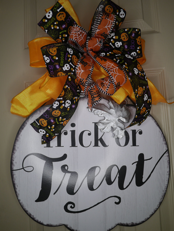 Hocus Pocus Wood Door Sign 42 Halloween Wreath Halloween
