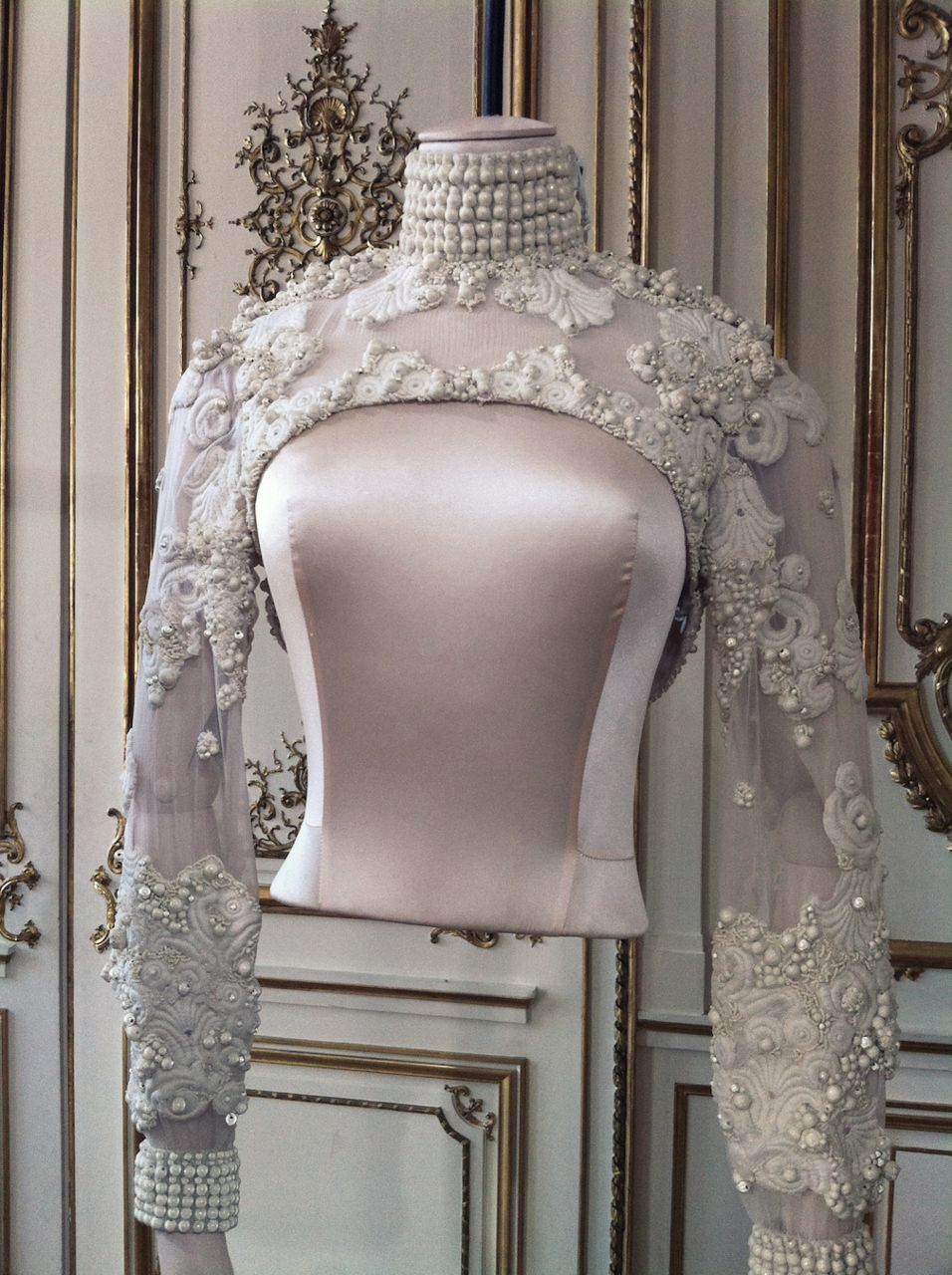 Givenchy couture | Embroidery & Embellishment | Pinterest ...