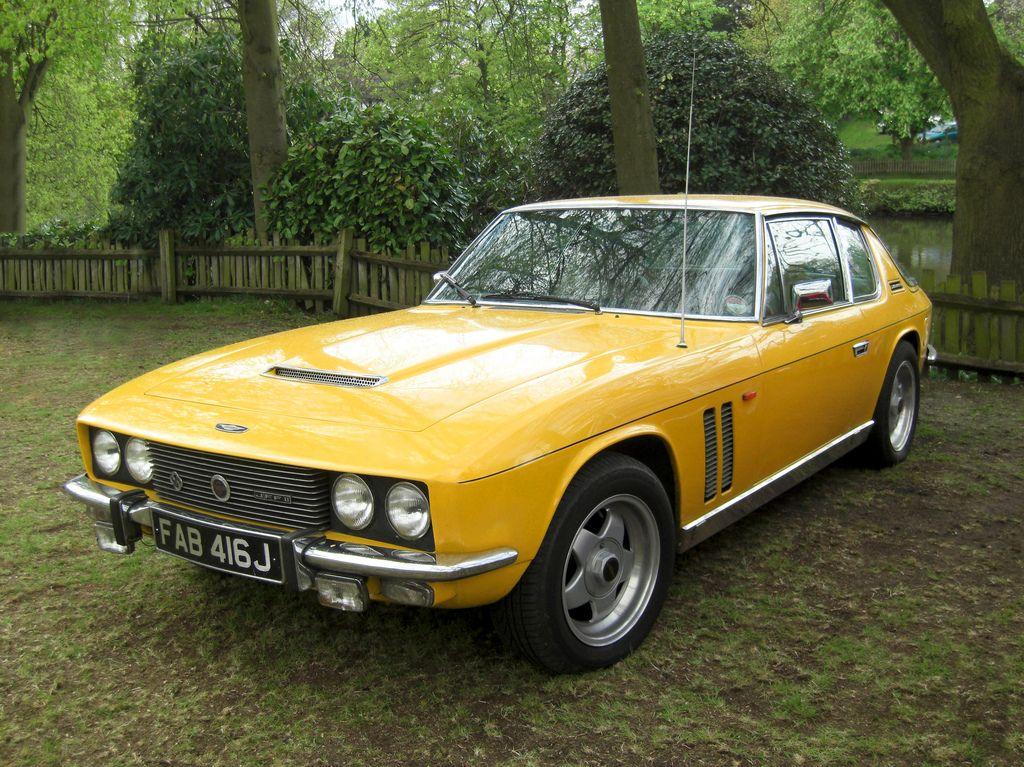 1971 Jensen FF Series II