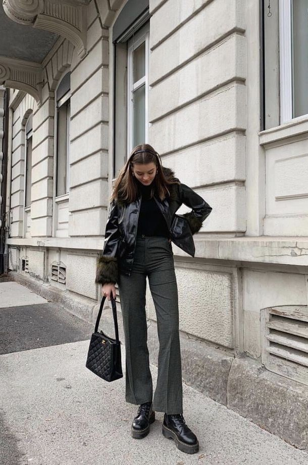 Photo of Pinterest: @samramic #womensfashion #urbanfashion #streetstyle #asymmetrischersc …