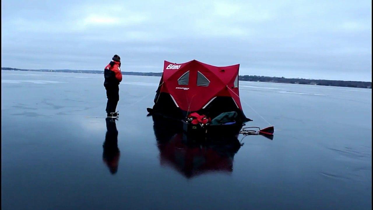 Icefishing is around the corner heres last years efforts