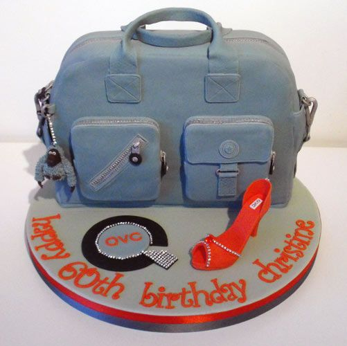 Kipling Bag Birthday Cake Cute Things Pinterest Birthday