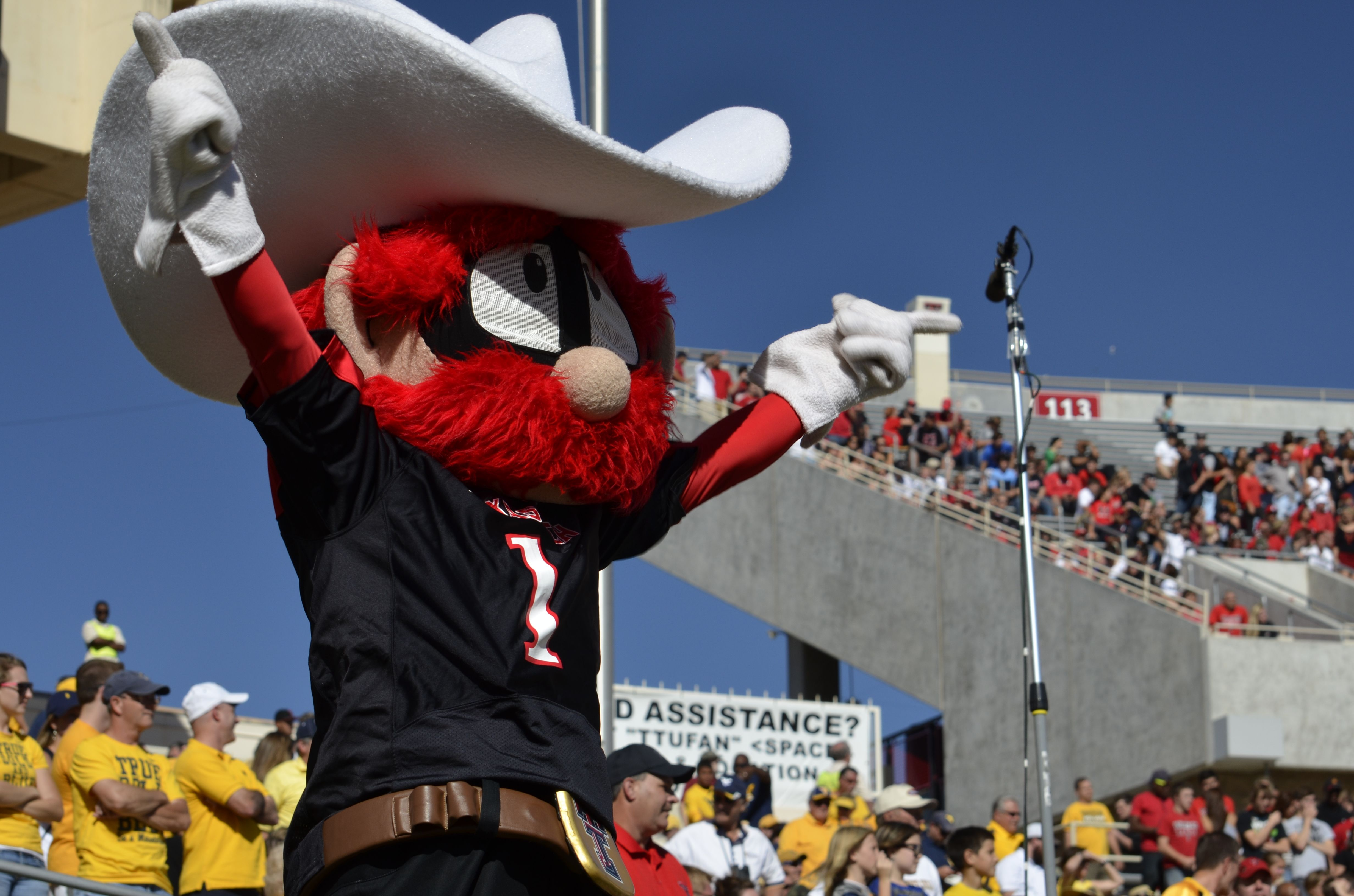 Reasons Why Lubbock Is A Top Football Town Texas Tech University