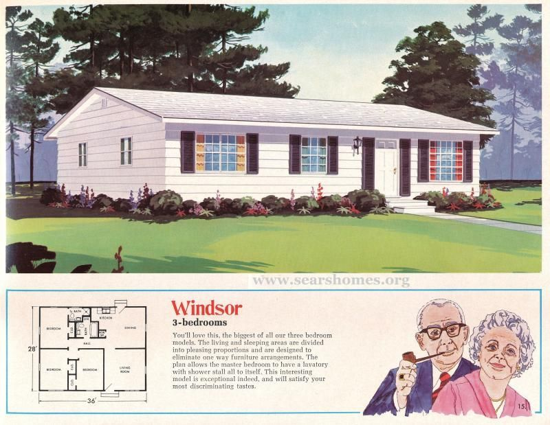 Jim Walter Homes A Peek Inside The 1971 Catalog Sears Modern Homes Old Style House Ranch House Plans Modern House