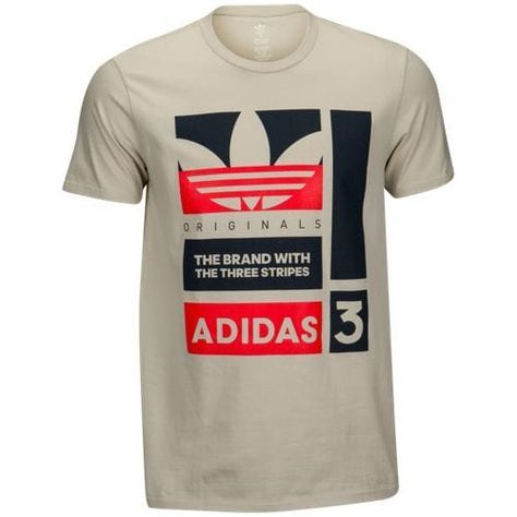 adidas Originals Graphic T-Shirt - Men s Ropa Casual Hombres 54f5d6b8927