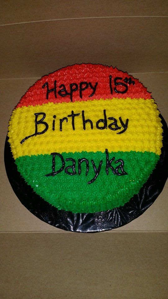 Rasta 1 Rasta cake Cake and Stuffing