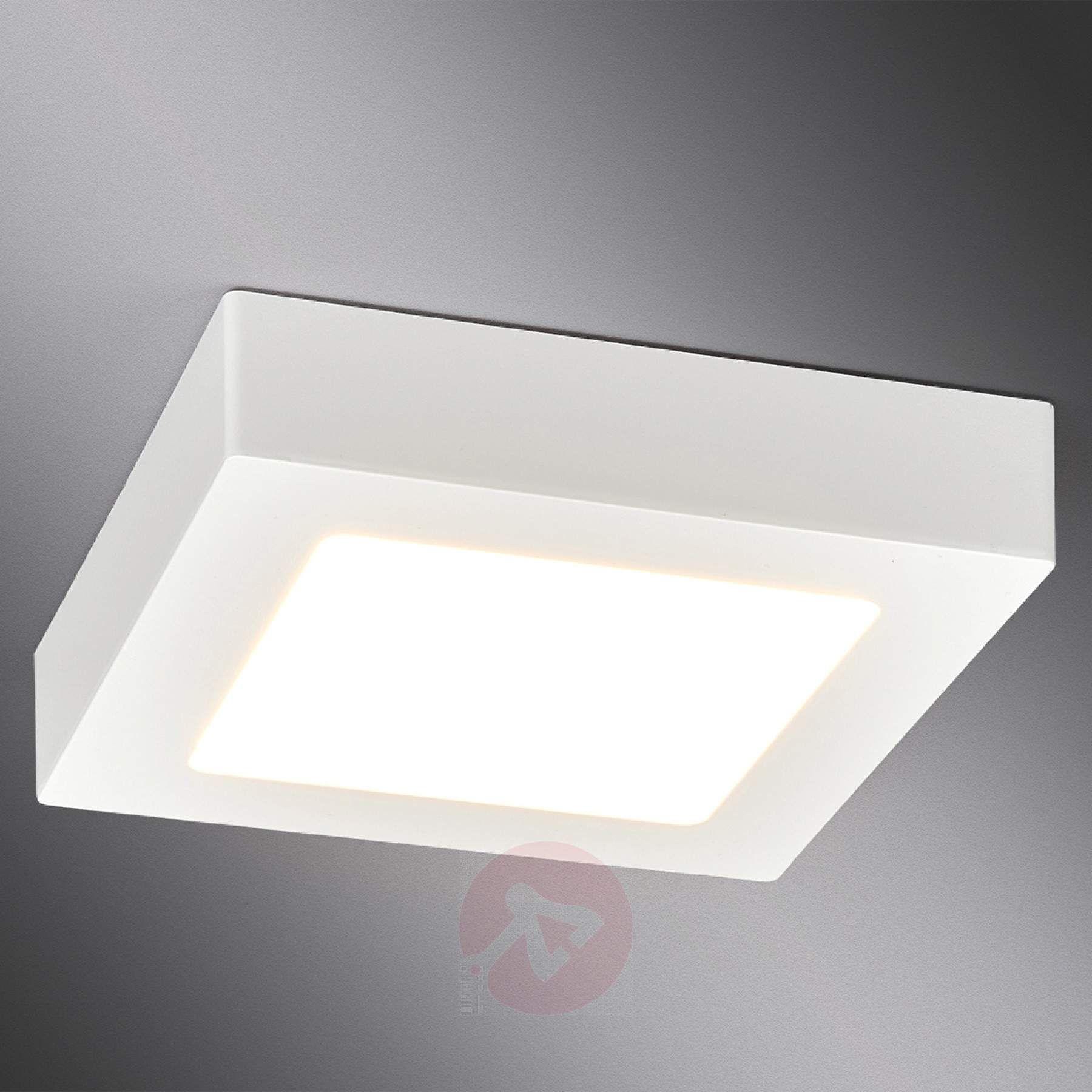 BadezimmerDeckenleuchte Rayan mit LED9978023011 (met