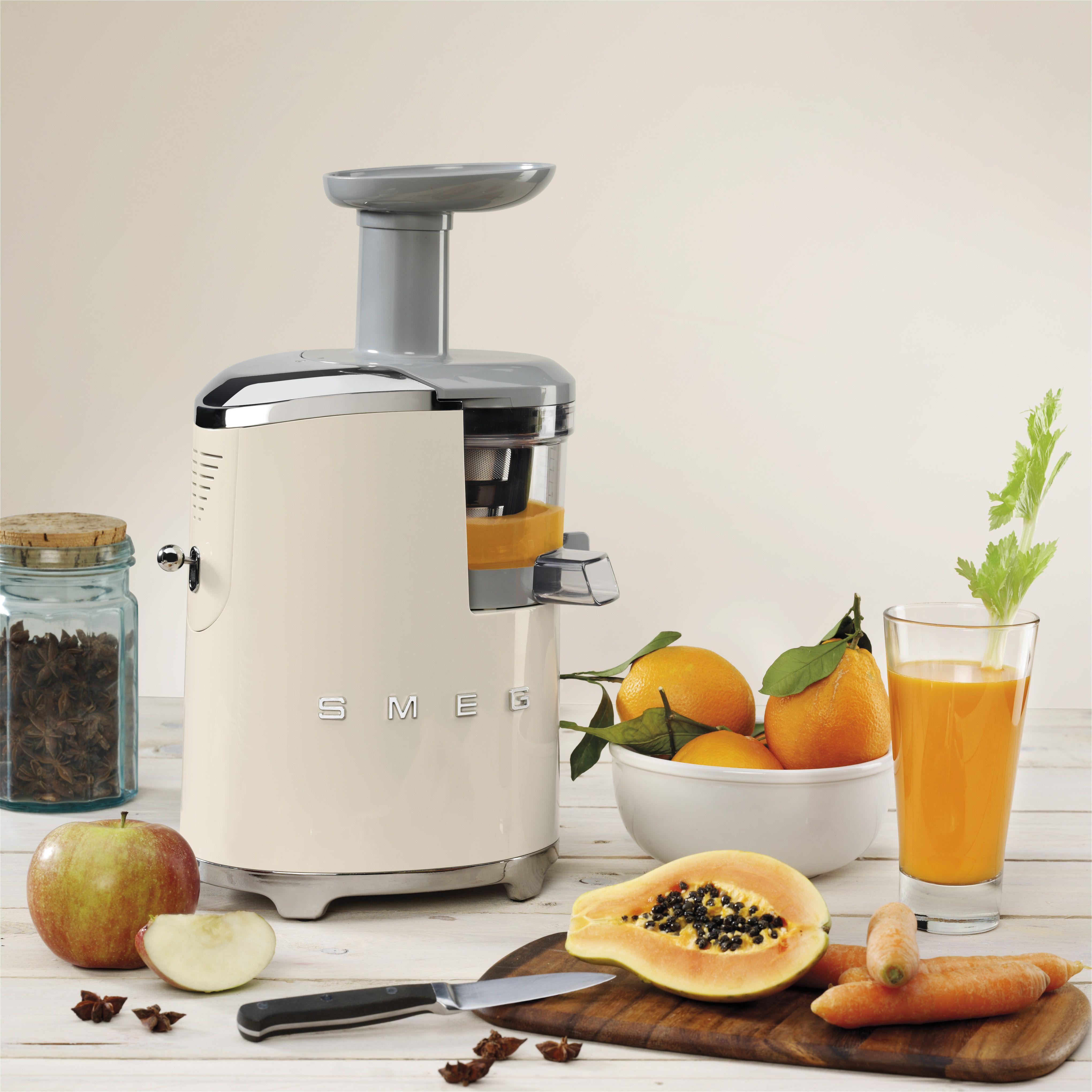 Domestic Kitchen Appliances Smeg Slow Juicer Smeg Pinterest Juicers