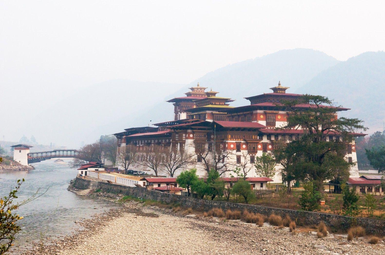 Bhutan, copyright Margot Raggett - Rough Guides