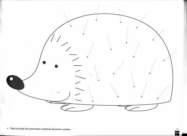 Drawing Lines Of Symmetry Worksheet : Podzim grafisms autumn kindergarten and worksheets
