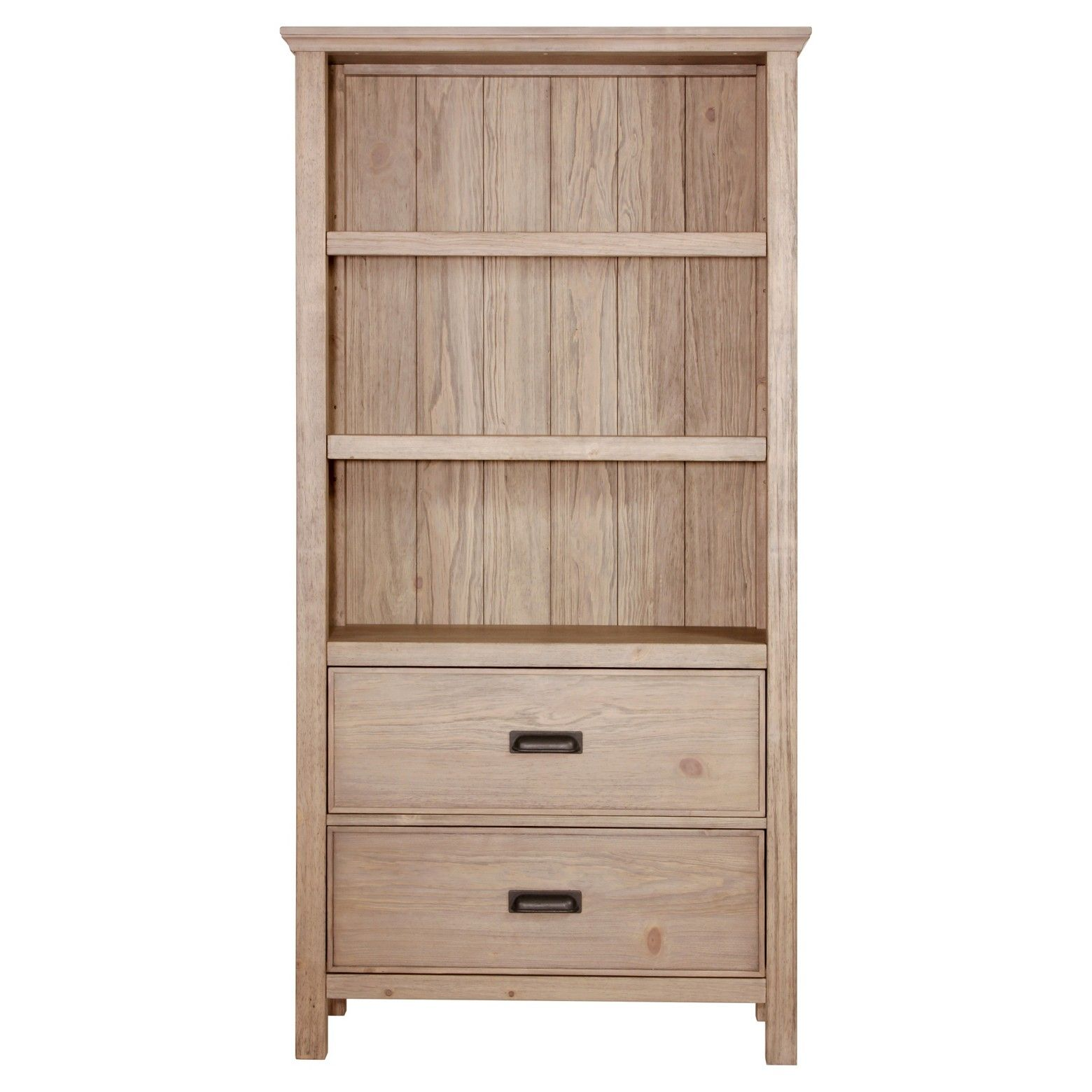 The Threshold Gilford 2 Drawer Bookcase Offers The Perfect Storage Solution With 2 Drawers And Ope Bookcase With Drawers Bookcase Storage Contemporary Bookcase