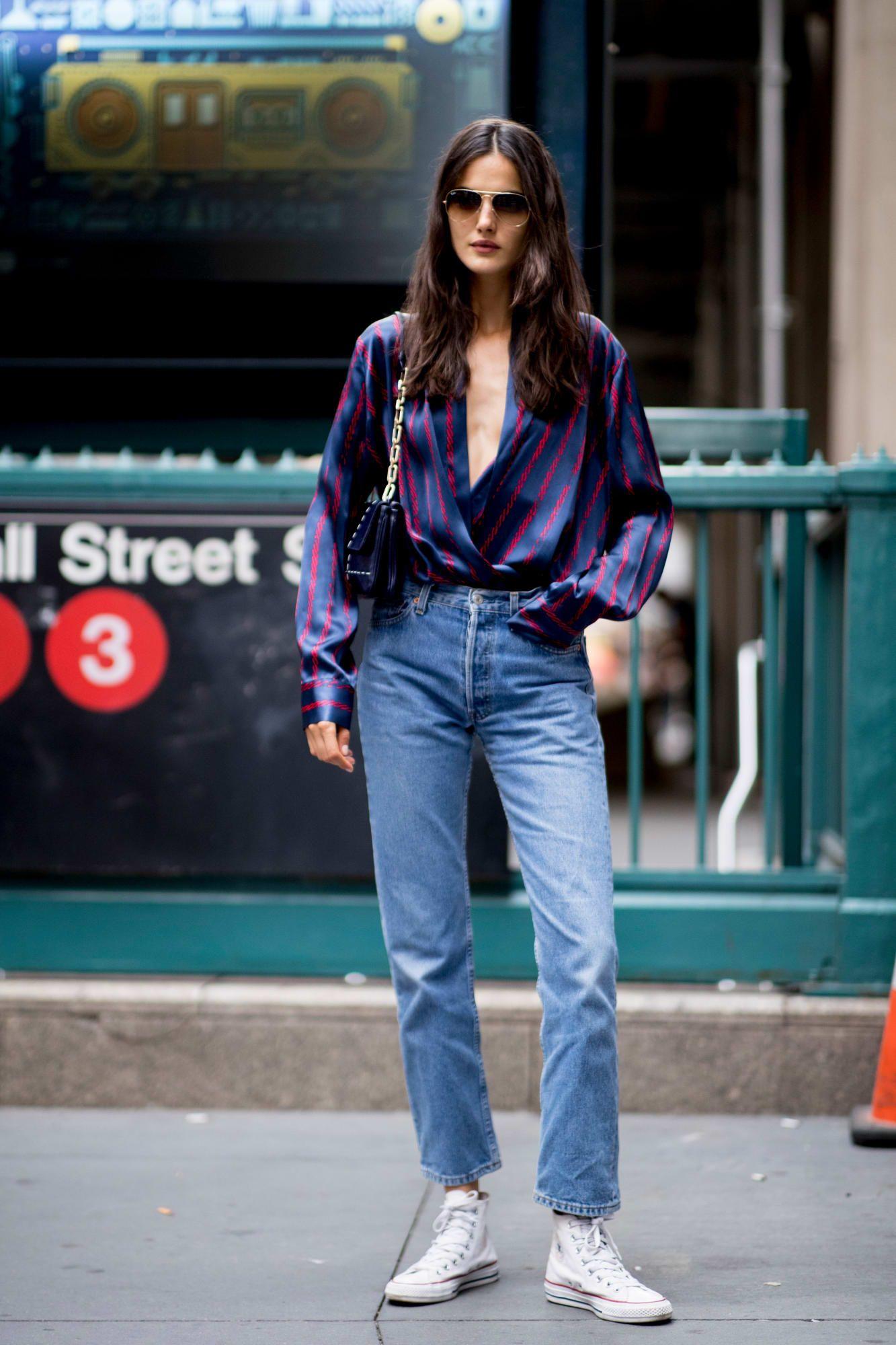 Bottega Veneta Bags and Shoes Were Everywhere on Day 2 of New York Fashion Week – Street Style