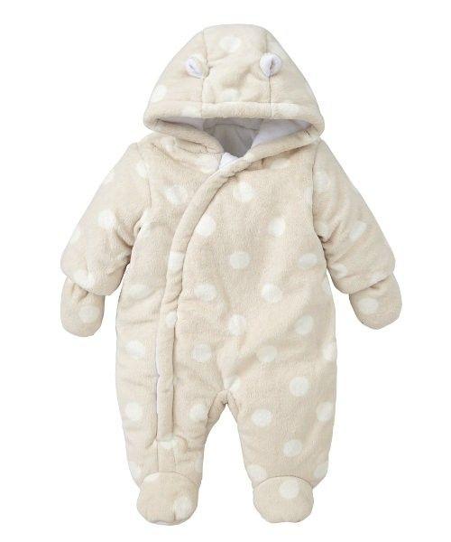 2f8a0d12 Mothercare Buzo Beige - Recién nacido - Moda infantil - Mothercare ...