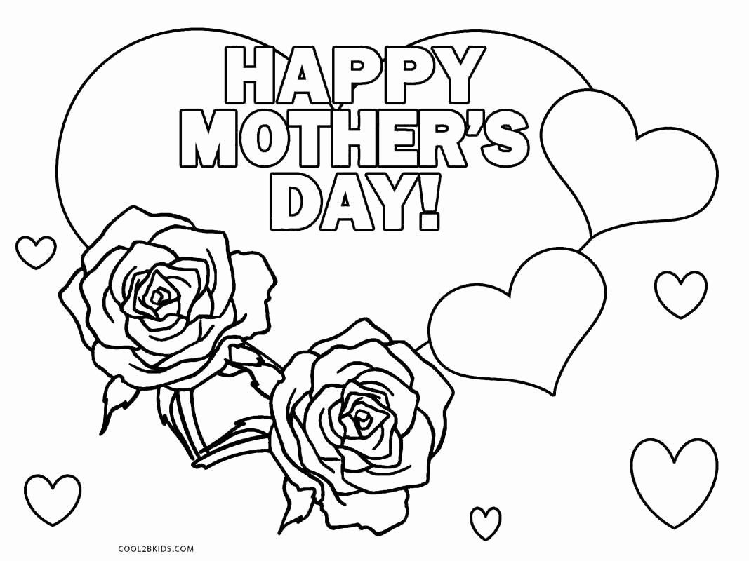 Printable Mothers Day Coloring Pages Elegant Free Printable Mothers Day Coloring Pa Mothers Day Coloring Pages Mothers Day Drawings Mothers Day Coloring Sheets