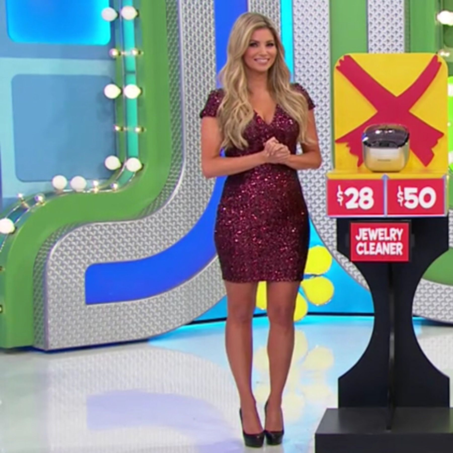 Amber Lancaster From The Price Is Right amber lancaster - the price is right (2/5/2019) ♥️ | amber