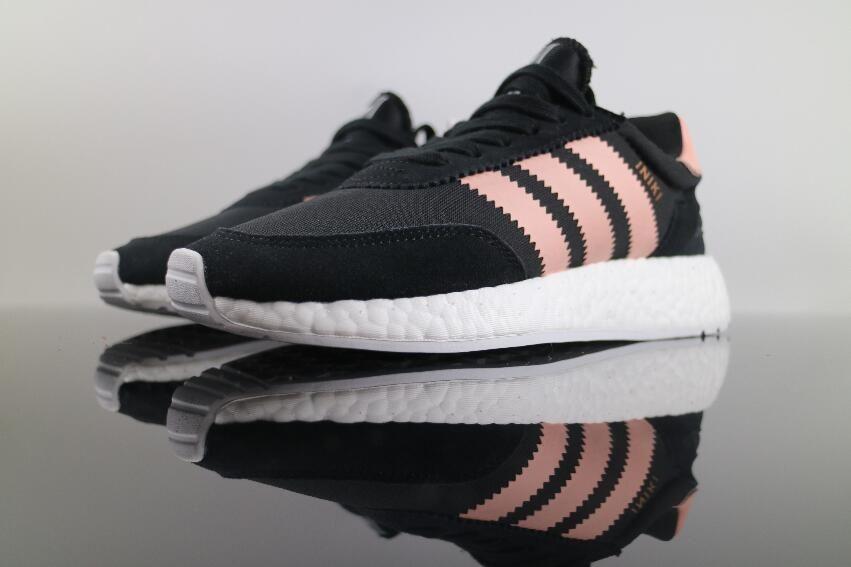 Adidas Iniki Runner Boost Black Pink